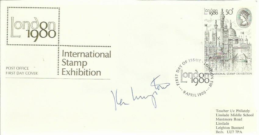 John Major signed Benham General Election 1992 cover