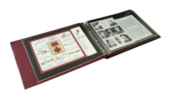 Nineteen large DM Medal Special Signed Covers. The