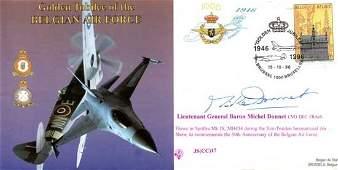 Lt Gen Baron Michel Donnet Golden Jubilee of the