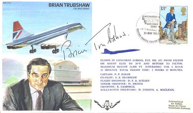 Brian Trubshaw Stunning and fine example of the 1980