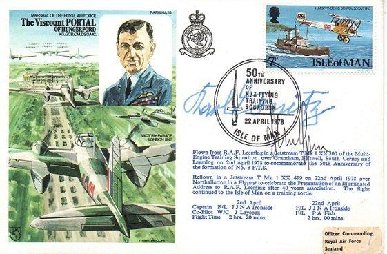 Karl Donitz & Albert Speer RAF the Viscount Portal of
