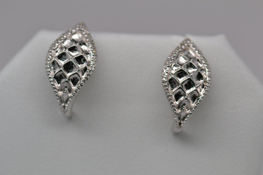16: Woman's Earrings