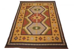 9X12 Hand-Woven & Vegetable Dyed Jute Area Rug