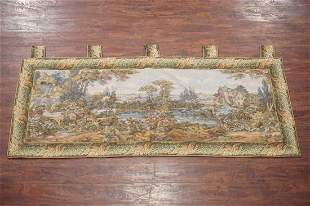 3X7 French Tapestry Landscape Waterfall Country Hanging