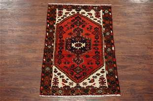 3X5 Persian Sarab Antique HandKnotted Abrash Wool Rug
