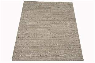 Modern 8X10 Moroccan Rug HandKnotted Contemporary