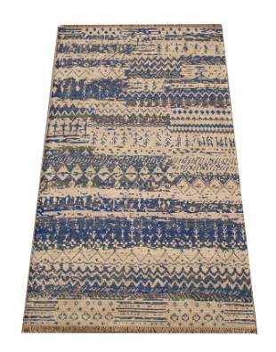 6X8 Modern Area Rug HandKnotted Wool Contemporary