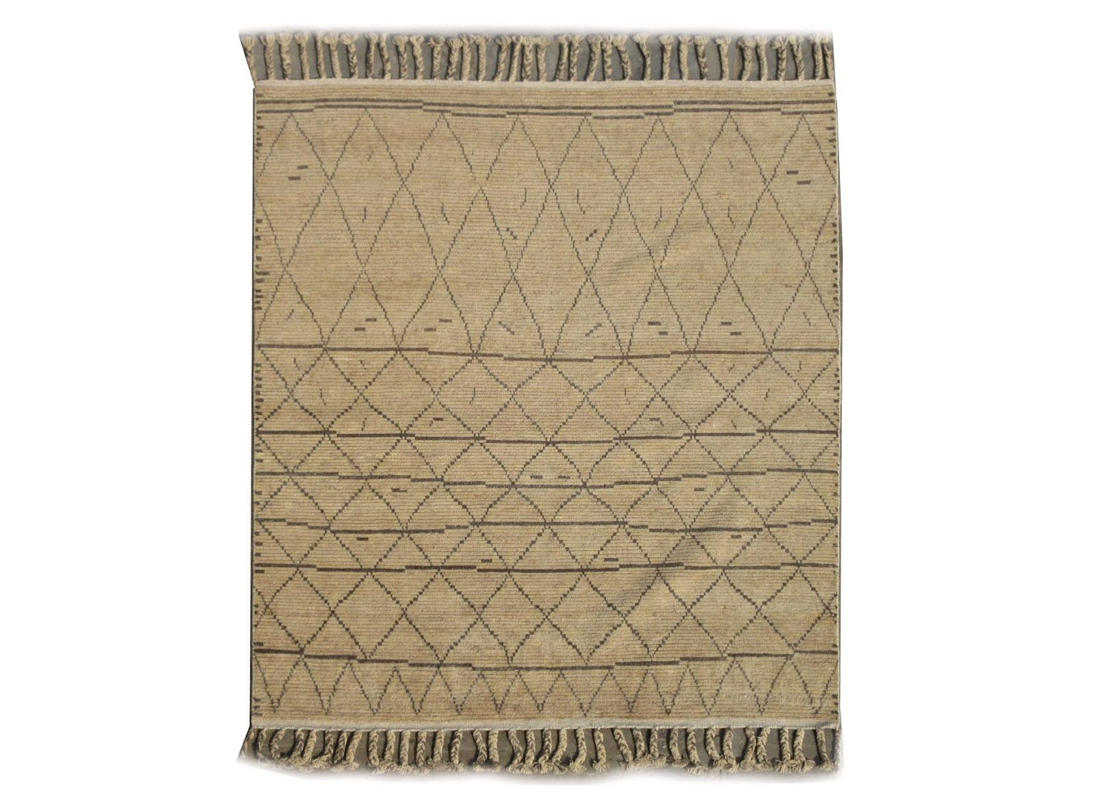 9X12 Fine Modern Moroccan Rug