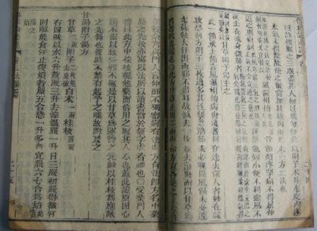 65: An Old Chinese Medical Book - 2