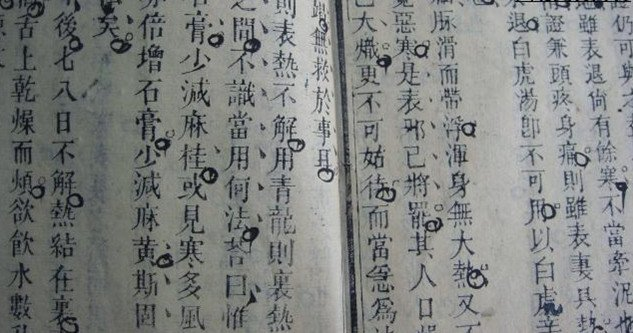 65: An Old Chinese Medical Book - 4