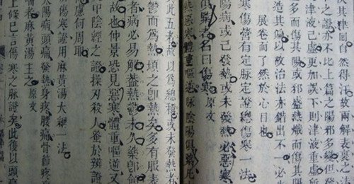65: An Old Chinese Medical Book - 6