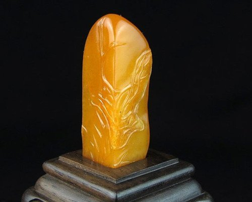 Certified Rare Tianhuan Stone
