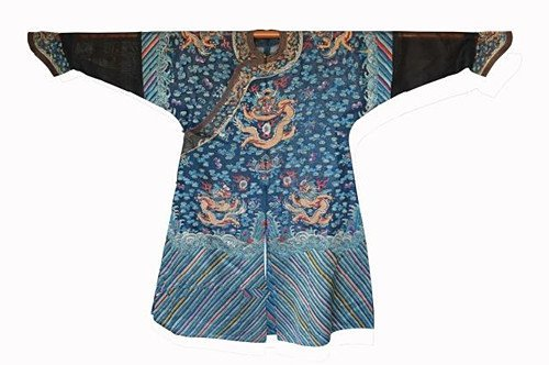 Old Imperial Dragon Robe