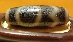 Antique Tibetan Celestial Bead Tianzhu