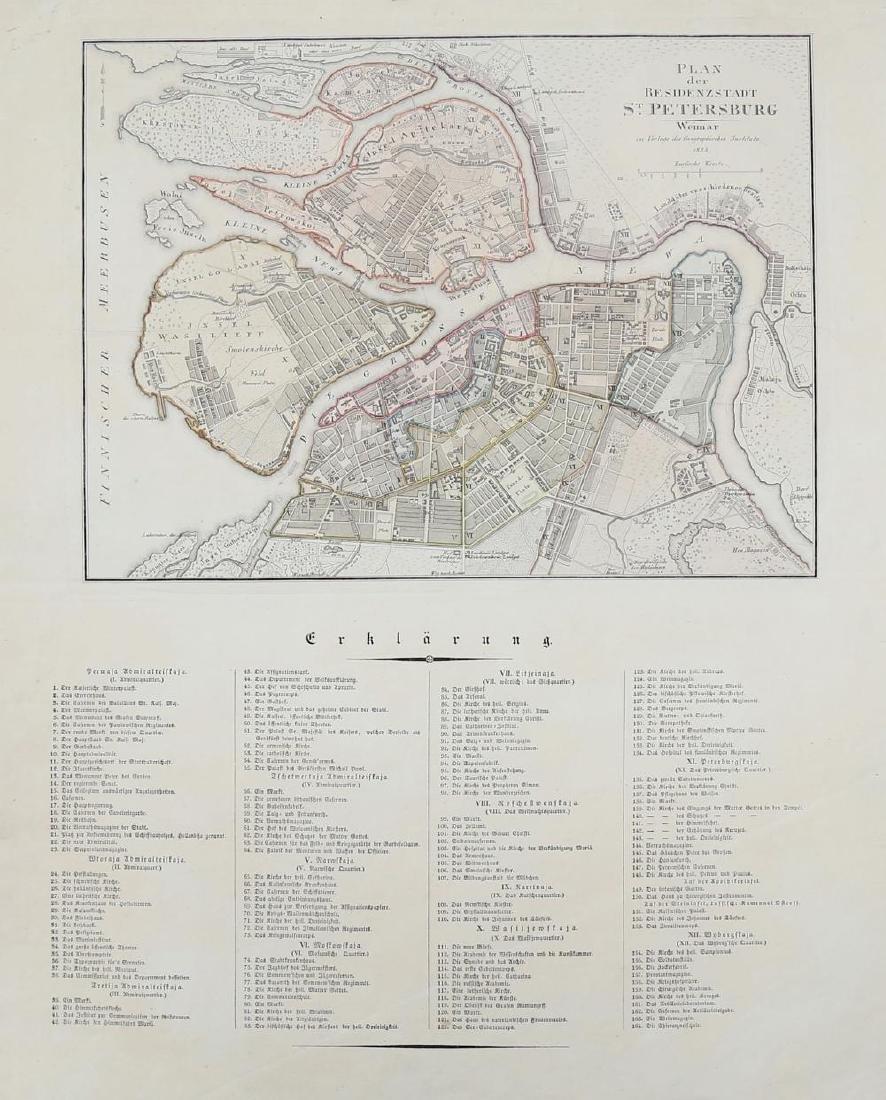 Europe.- Delarochette (Louis) Map of the Empire of - 2