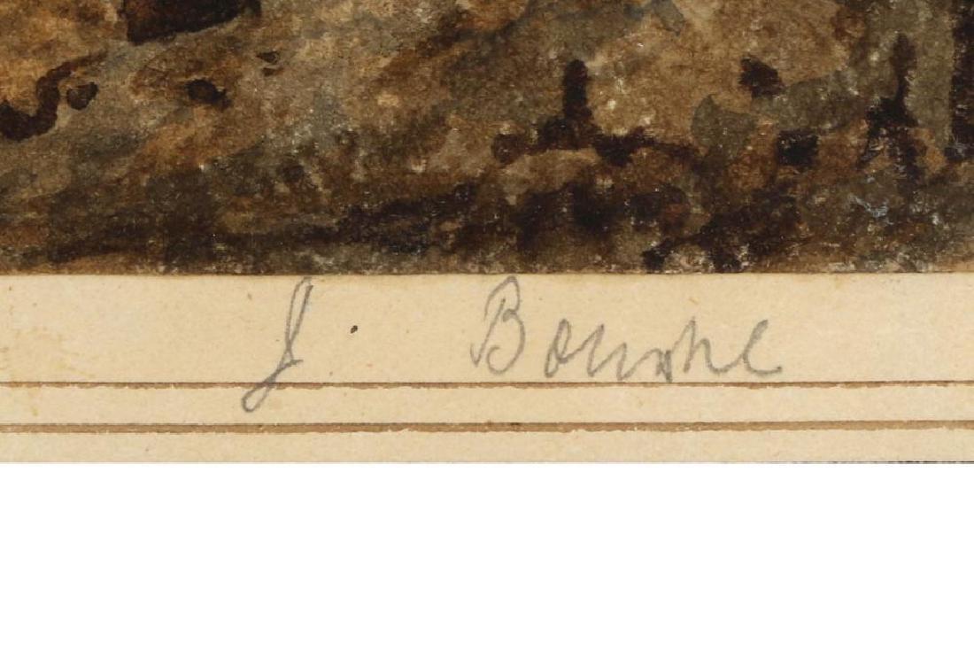 REV. JAMES BOURNE (BRITISH 1773-1854) - 3