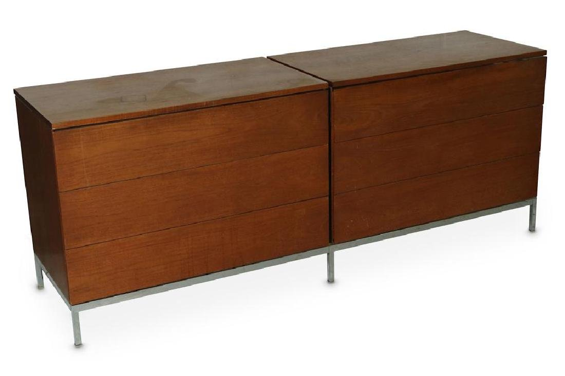 Florence Knoll for Knoll International - A double chest