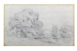 JOHN CONSTABLE RA (BRITISH 1776-1837)
