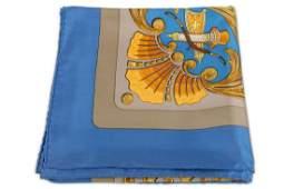 Hermes 'Cheval Turc' Silk Scarf