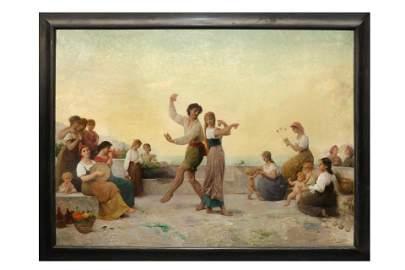 EDUOARD ALEXANDRE SAIN (FRENCH 1830-1910)