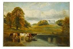 BRITISH SCHOOL (MID 19TH CENTURY)