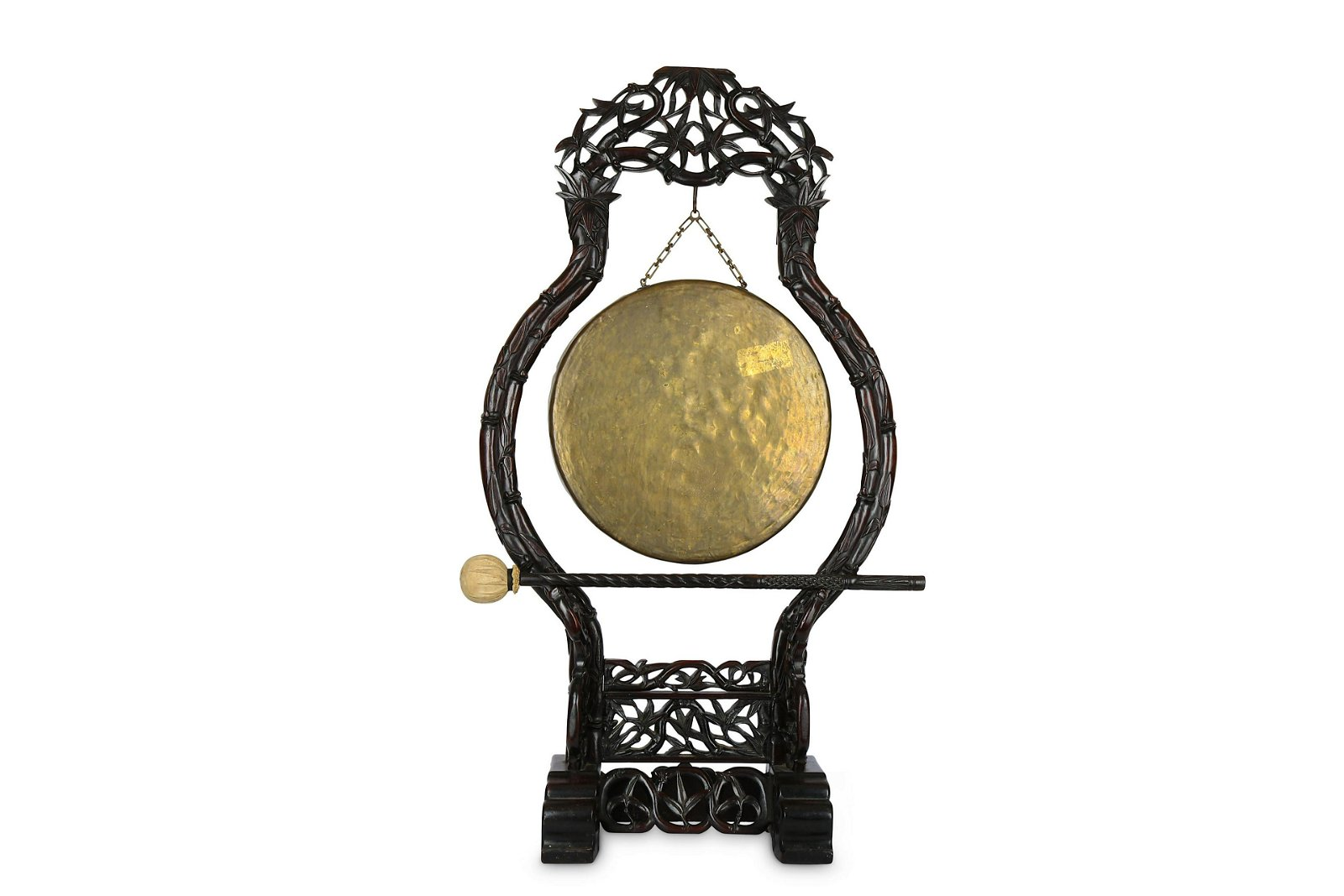 A CHINESE GONG.