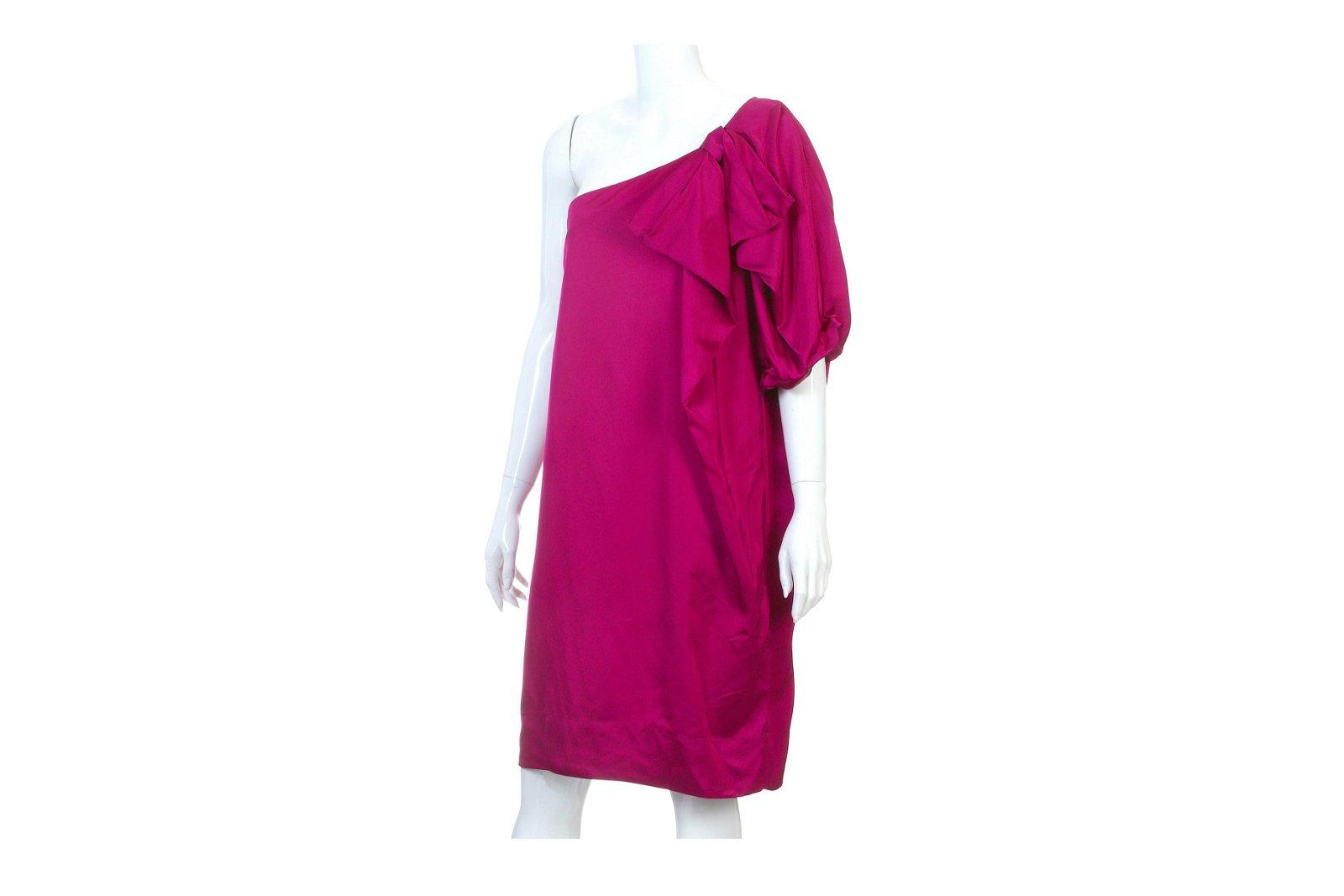 Stella McCartney Magenta Dress