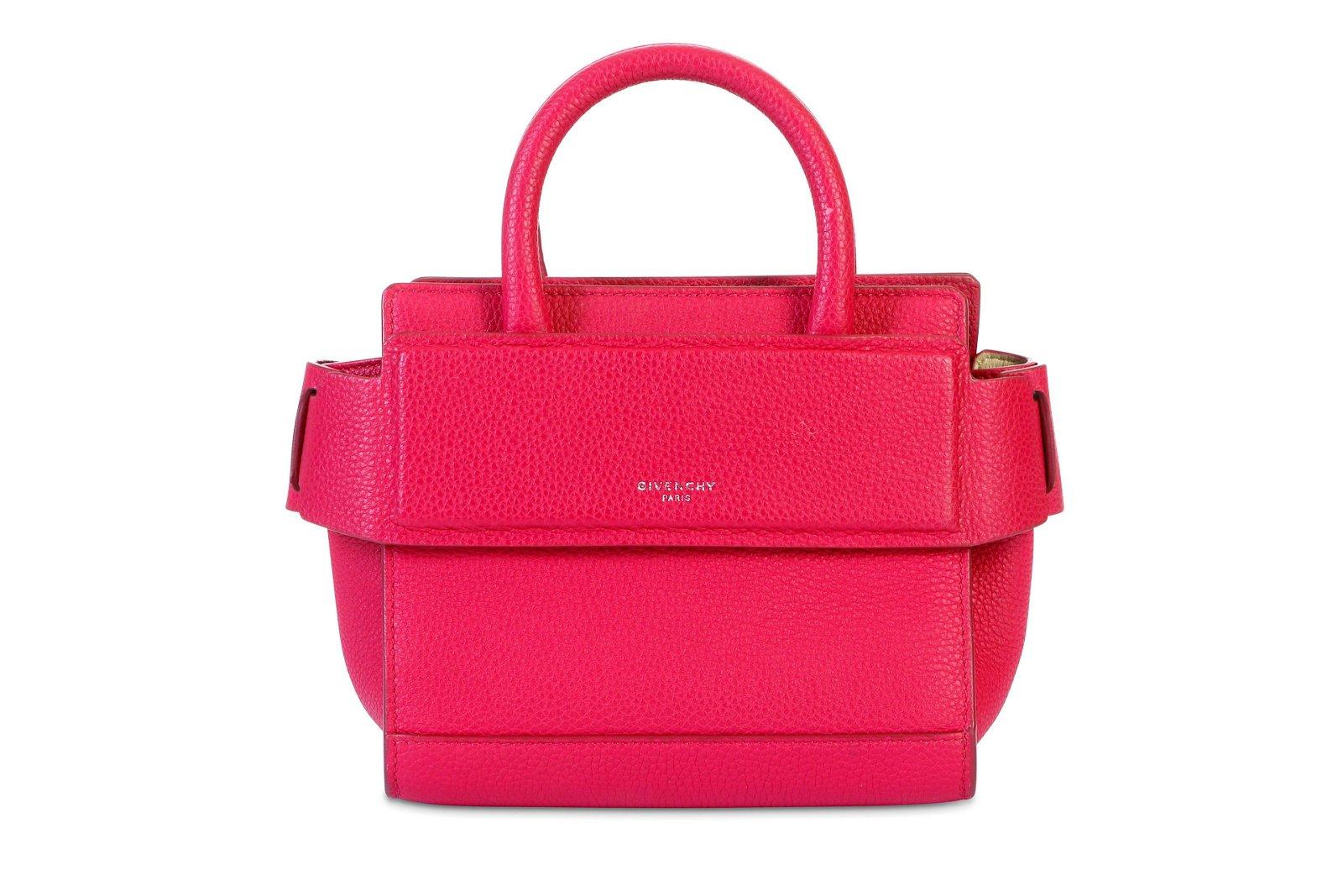 Givenchy Fuchsia Mini Horizon Bag