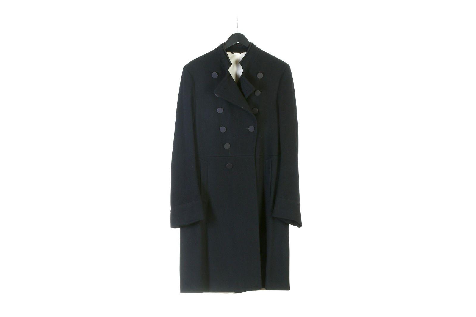 Gucci Men's Black Cashmere Coat
