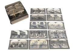 Stereoviews World travel interest c. 1900s
