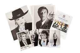 Autograph Collection.- Actors & Entertainers