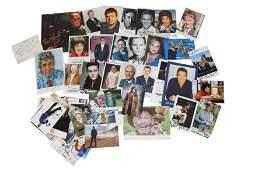 Photograph Collection.- Actors & Entertainers