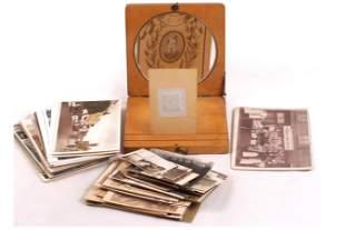 Cartes de Visites, and Postcards, c.1877-1916