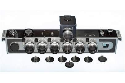 Rare Toppan Medium Format Lenticular Camera.