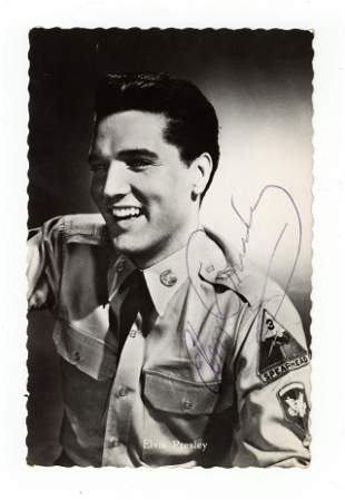 Presley (Elvis)