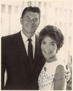 Reagan (Ronald & Nancy)