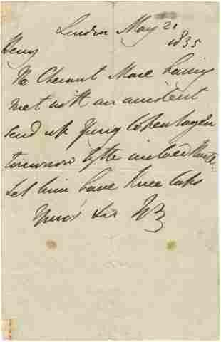 Wellington (Arthur Wellesley, Duke of)