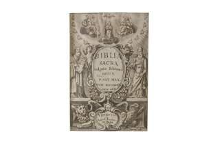 Biblia Sacra. 1648