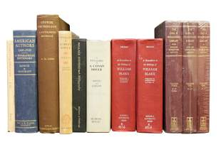 Bibliography. English Literature.-