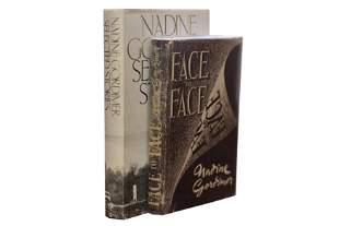 Gordimer (Nadine) Face to Face Silver Leaf Books,