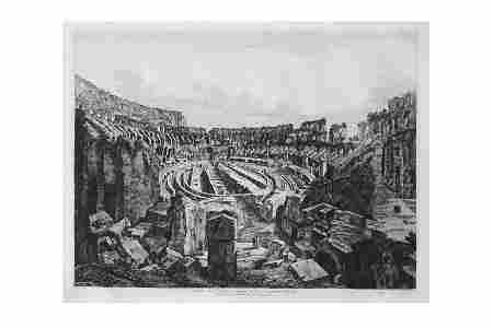 Rossini (Luigi) Le Antichità Romane, 1819-1823.