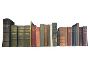 London interest.- A collection of 45 volumes on London