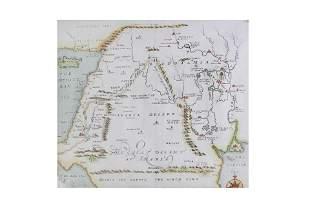 English Mapmakers.- [Hole (William)] Holy Land or
