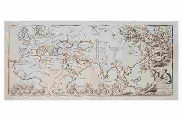 Maps.- Goereeden (Willelm & Jan) Aardbodem na de