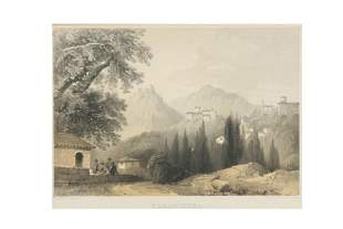 Albania.- Beresford (Captain G. de la Poer) Twelve