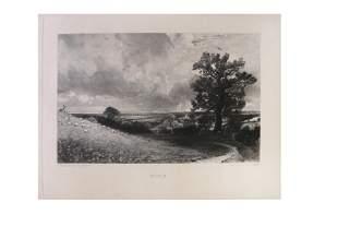 Constable (John, after) & Lucas (David, engraver) Noon