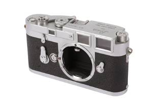 Leica M3 Rangefinder Camera Body