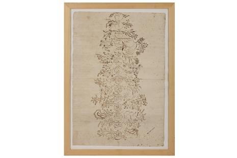 Spanish Genealogy.- Marin family of Burgos