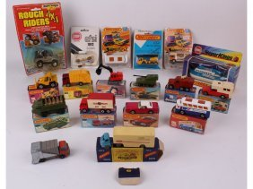 8: Ten mint in box Matchbox series 1-75 and more includ