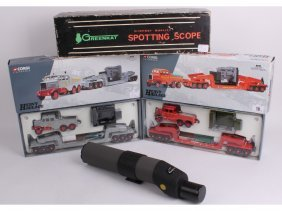 Two Corgi Classics Heavy Haulage (mint In Box) Sidd